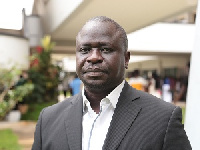 Professor Samuel Kobina Annim is the government statistician