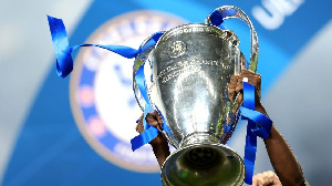 Chelsea na di current champions of the UEFA Champions League