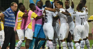 The Black Stars of Ghana lost the Afcon 2015 final to Ivory Coast on penalties