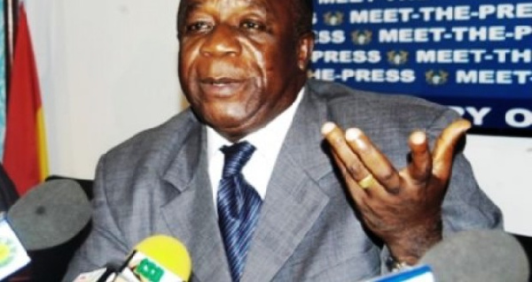 Chairman of Ghana Education Service (GES) Council, Michael Nsowah