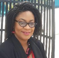 Agnes Emefa Essah, Sales and Marketing Director at Vodafone Ghana