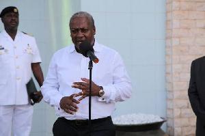 John Mahama  Economynew