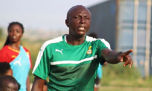 Head coach of the National female U20 team Mr Yusif Basigi