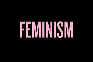 Feminism is the belief in the social, economic, and political equality of the sexes.