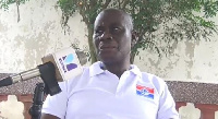 Western Regional Chairman of the NPP Council of Elders, Mr. Anthony Evans Amo