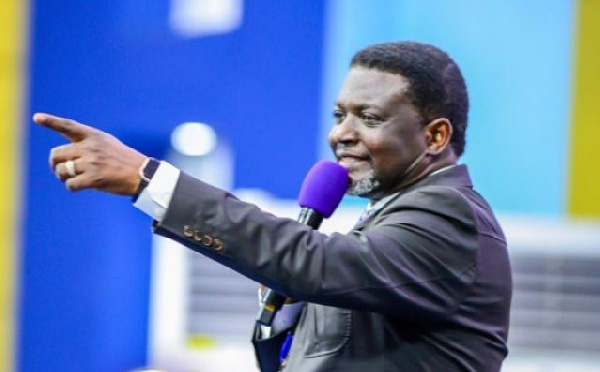 If you jailed pastors for lockdown breaches, jail party faithful too - Agyinasare