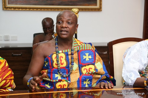 House of Chiefs doesn't practice executive presidency - Ogyeahoho Yaw Gyebi II