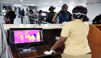 Screening passengers arriving to Lagos failed to identify coronavirus carrier