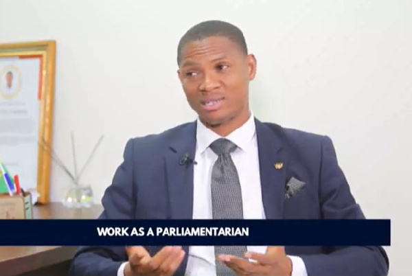 Why I've parked my official V8 for my small car – Madina MP explains