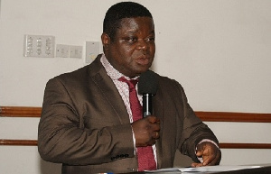 Professor Peter Quartey