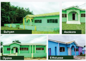 The newly constructed libraries