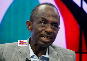 Johnson Asiedu Nketia, General Secretary of NDC