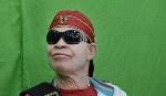 The late wrestler, Alphonse Mwimba Makiese (Texas Mwimba)