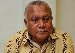 Former president of Ghana Boxing Authority, Samir Captan