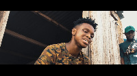 Kwame Dabie, a young and upcoming Ghanaian rapper