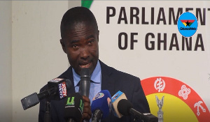 Executive Secretary of the National Peace Council, George Amoh