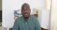 Dr Lord Mensah, economist