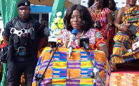 Catharine Afeku, Minister of Tourism, Creative Art and Culture