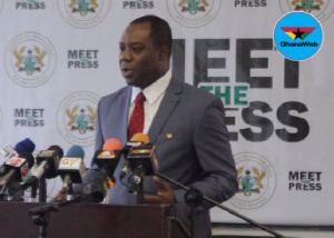 Dr. Matthew Opoku-Prempeh ,Education minister