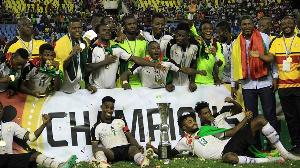 Black Stars WAFU Cup