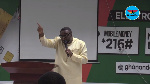 Don't be in a rush to declare December 7 results within 24 hours – NDC warns EC