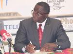 President of Ghana Olympic Committee  Ben Nunoo Mensah