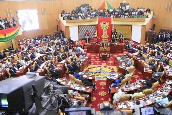Social media users react to NPP MPs who stormed Parliament at 4 am