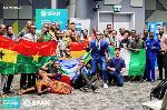 Stars from All Nations take Student Entrepreneurship Week global