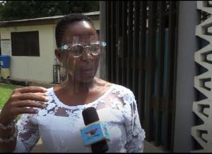 Comfort Doyoe Cudjoe Ghansah, Member of Parliament (MP) for Ada Constituency