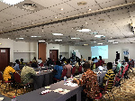 UNIDO-WACOMP Ghana And Global Shea Alliance train sheabutter companies in cosmetics packaging and product design with EU support