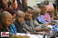 Some members of the Appointments Committee