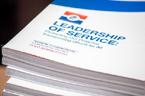 NPP launched its manifesto in Cape Coast on Saturday, August 22.