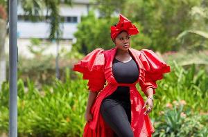 Actress Nana Akua Addo
