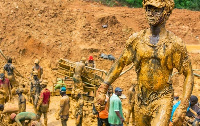 Galamsey activities have marred the environment