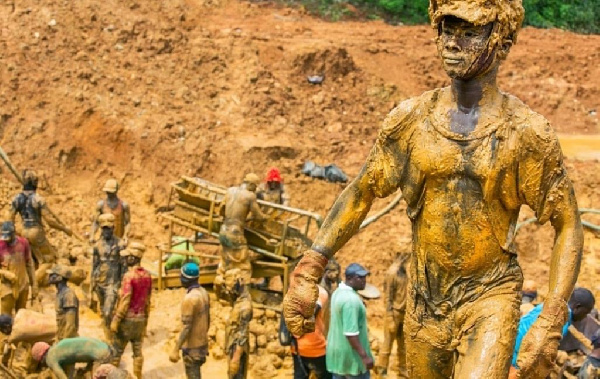 Politicians advised on how to end 'galamsey'