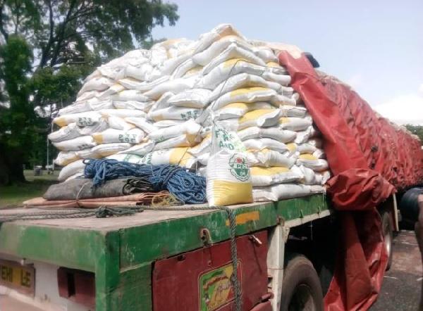 Ghana stockpiles sufficient fertilizer for 2020 crop season