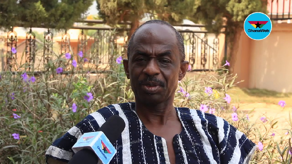 I was ready to partner Mahama as running mate - Asiedu Nketia