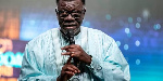 The Head Pastor of the International Central Gospel Church (ICGC), Rev Mensa Otabil