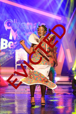 North East Region representative, Yennube has been evicted