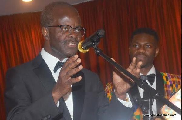 President of Group Nduom (GN), Dr. Papa Kwesi Nduom
