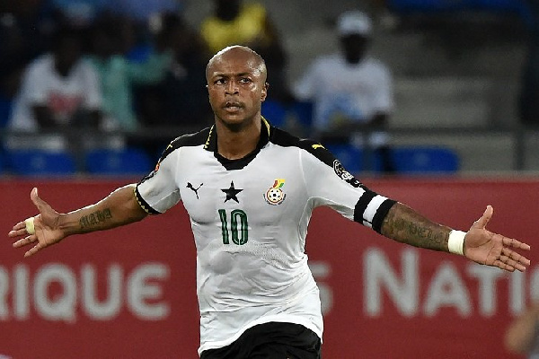 We need to 'fight' on the pitch to bring back the love - Dede Ayew