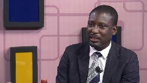 Richard Nyamah, Deputy Communications Director of NPP