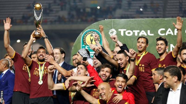 Esperance confirmed African champions after CAS rejects Wydad Casablanca appeal