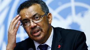 Dr Tedros Adhanom Ghebreyesus says the virus remains
