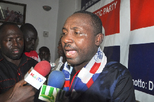John Boadu, Acting Gen Sec Of NPP
