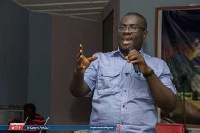 National Organizer for the New Patriotic Party,  Sammy Awuku
