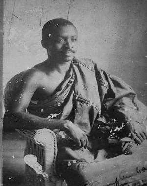 Kobena Sekyi was the first African lawyer to never wear anything that was European clothing