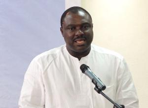 Robert Ahomka Lindsay, Deputy Minister of Trade and Industry