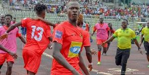 Asante Kotoko S.C players