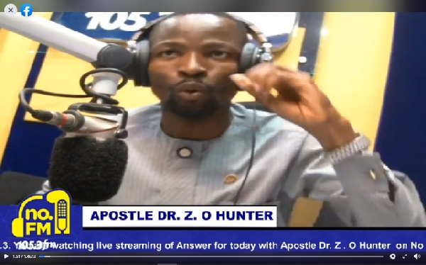 25% of divorce cases in Christian marriages caused by fake prophecies – Apostle Hunter